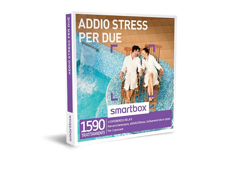Cofanetto regalo - Addio stress per due - Smartbox