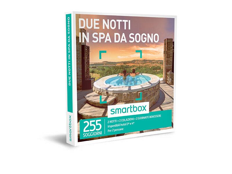 Cofanetto regalo - Due notti in spa da sogno - Smartbox