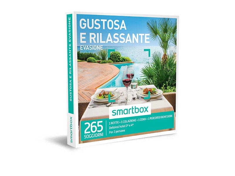 Cofanetto regalo - Gustosa e rilassante evasione - Smartbox