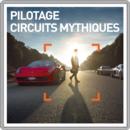 Pilotage - Circuits mythiques