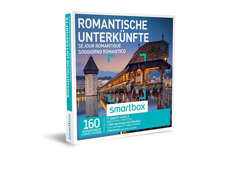 Cofanetto regalo - Soggiorno romantico - Smartbox