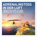 Adrenalina ad alta quota