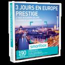 3 giorni di lusso in Europa