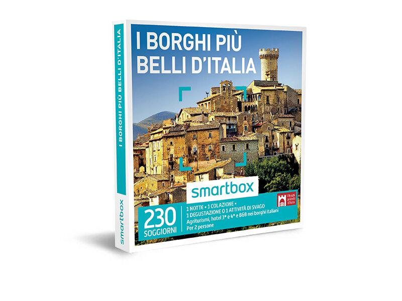 Cofanetto regalo - I borghi più belli d\'Italia - Smartbox
