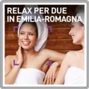 Relax per due in Emilia-Romagna