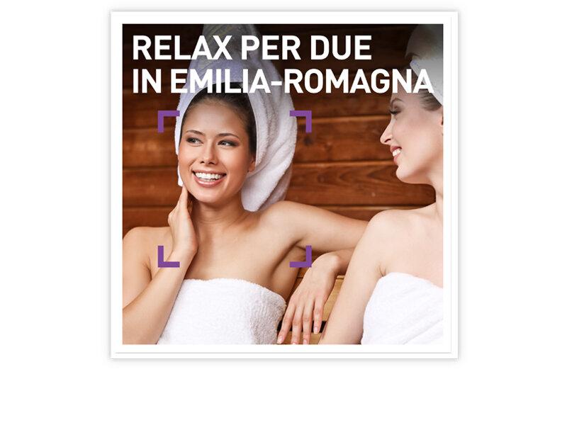 Cofanetto regalo - Relax per due in Emilia-Romagna - Smartbox