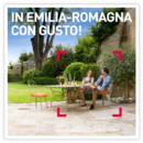 In Emilia-Romagna con gusto!