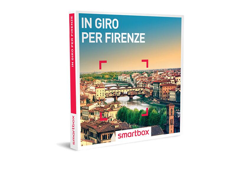 Cofanetto regalo - In giro per Firenze - Smartbox