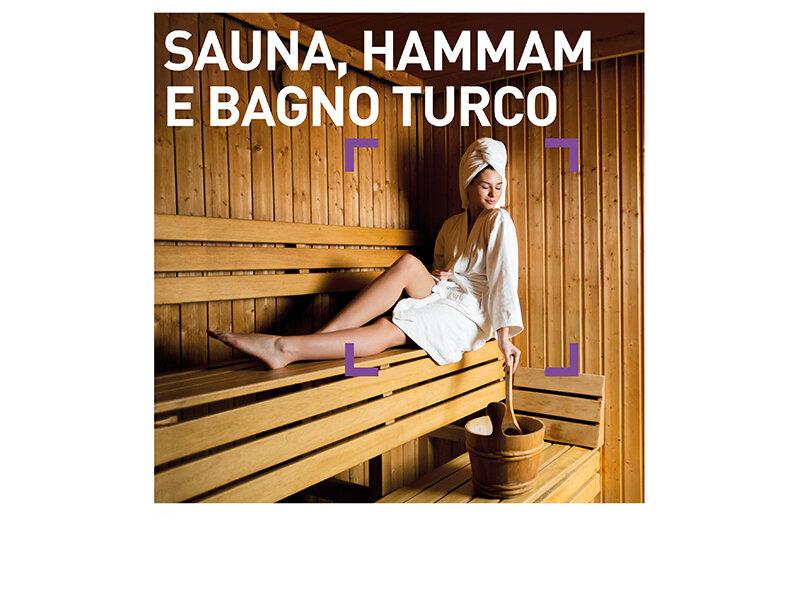 Cofanetto regalo sauna hammam e bagno turco smartbox
