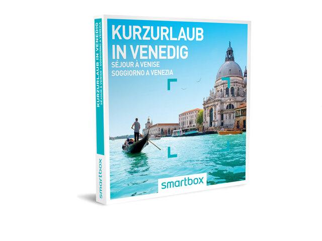 Cofanetto regalo - Soggiorno a Venezia - Smartbox