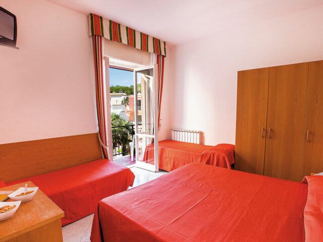 Hotel Conte Ischia*** - Mille e una notte con gusto - Soggiorni ...