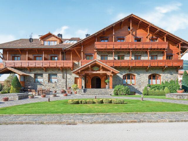 Hotel Grevol Spa Echappee Bien Etre Et Spa Sejour Nos