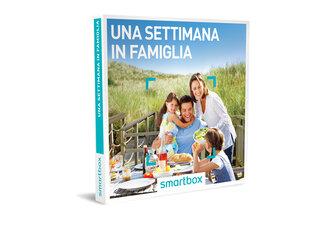 Cofanetto regalo - Una settimana di vacanza in famiglia - Smartbox