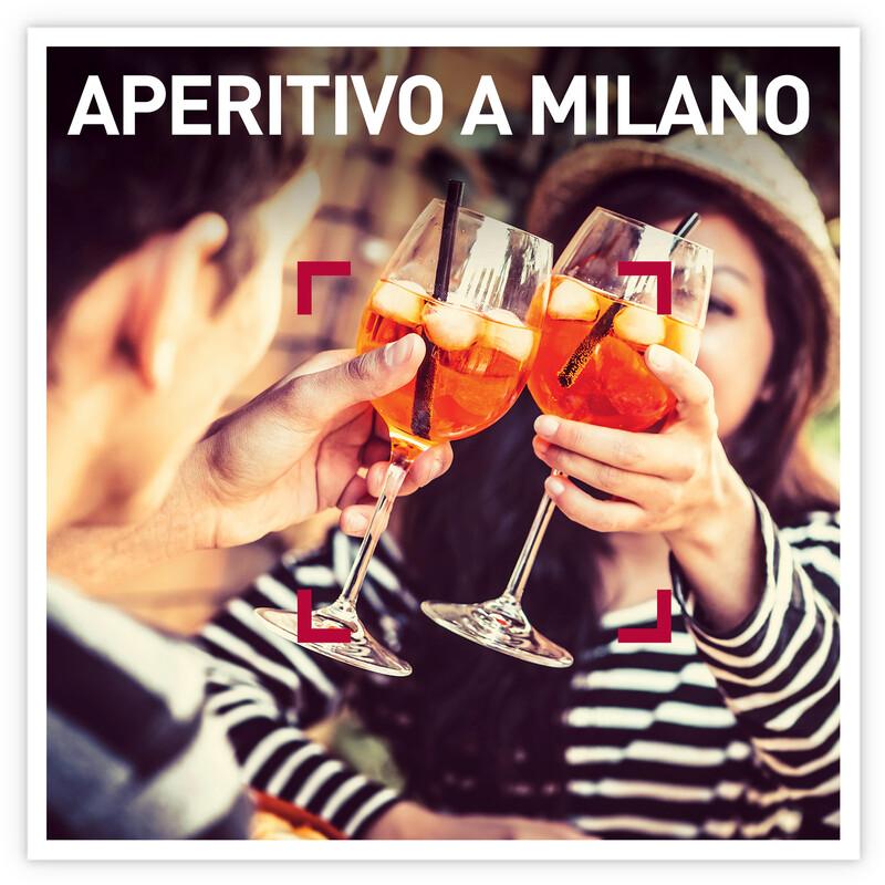 Aperitivo a Milano