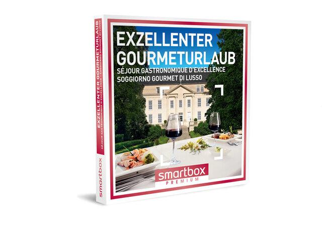Cofanetto regalo - Soggiorno gourmet di lusso - Smartbox