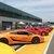 Lamborghini LP560 su pista