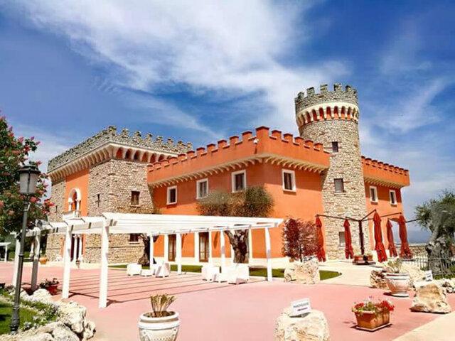 Hotel Castello Torre in Pietra - Soggiorno di charme - Soggiorni ...