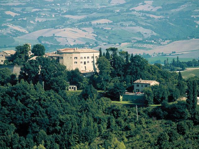 Castello di Montegridolfo Spa Resort **** - Soggiorno e percorso ...