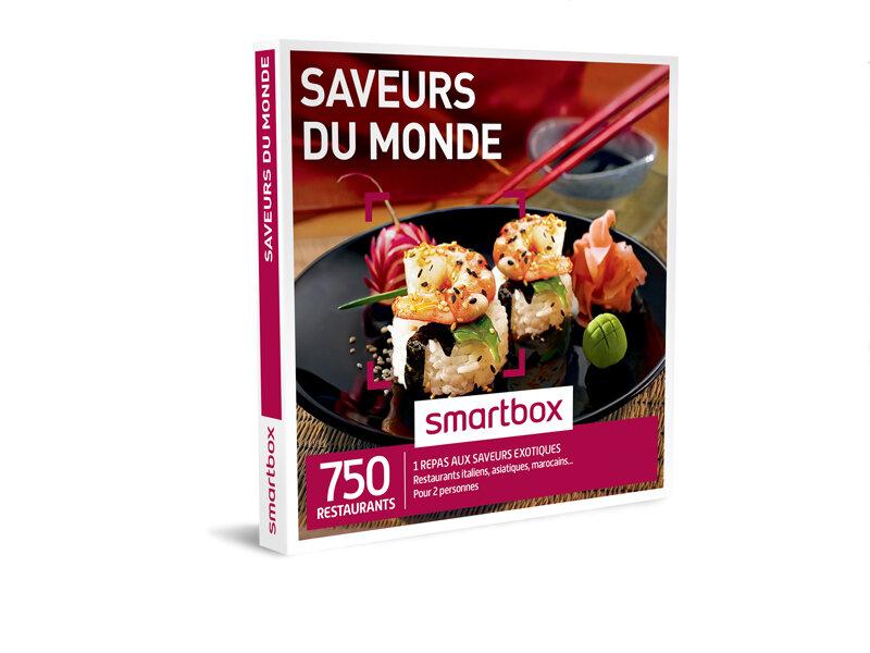 box repas du monde