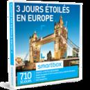 3 jours étoilés en Europe