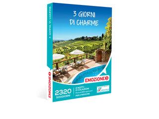 9802ded6e9a8 Cofanetto regalo - 3 giorni di charme - Emozione3