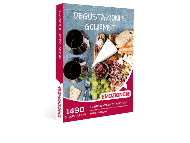 Cofanetto Regalo Degustazioni E Gourmet Emozione3