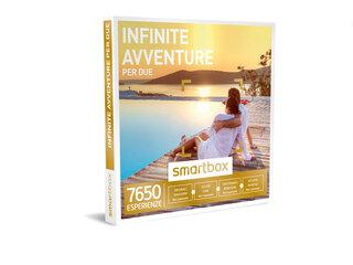 Cofanetto regalo - Infinite avventure per due - Smartbox