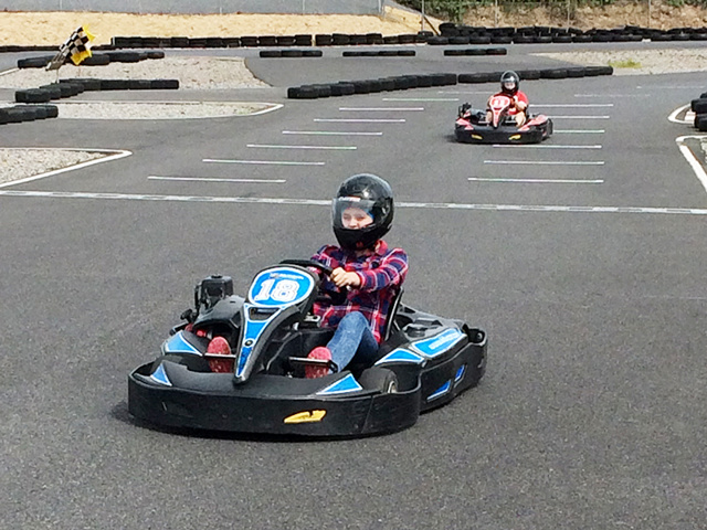 Outdoor Go-Karting - Action Adventure - Adventure - Our Smartbox