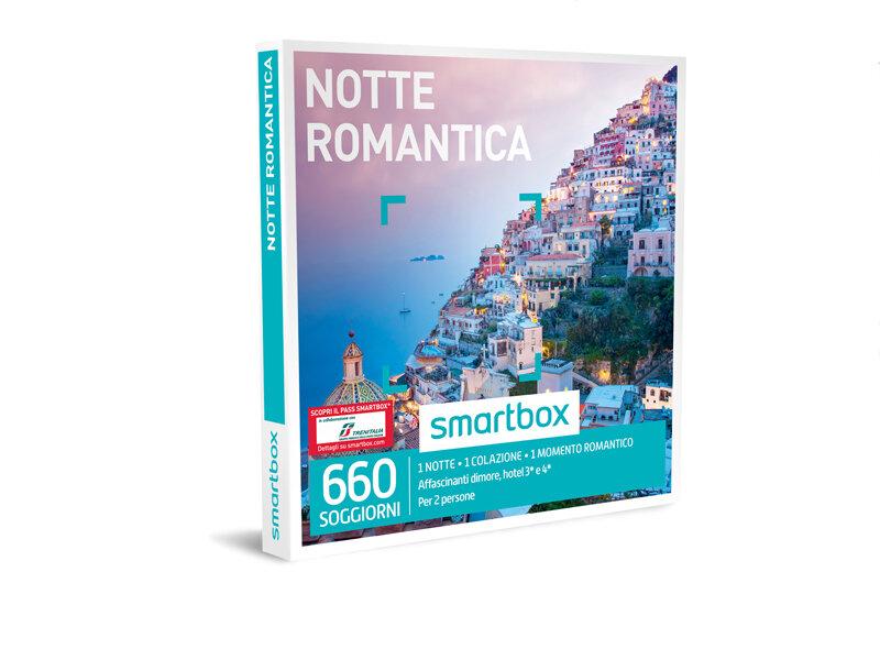 Cofanetto regalo - Notte romantica - Smartbox