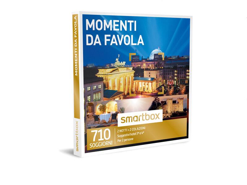 Cofanetto regalo - Momenti da favola - Smartbox