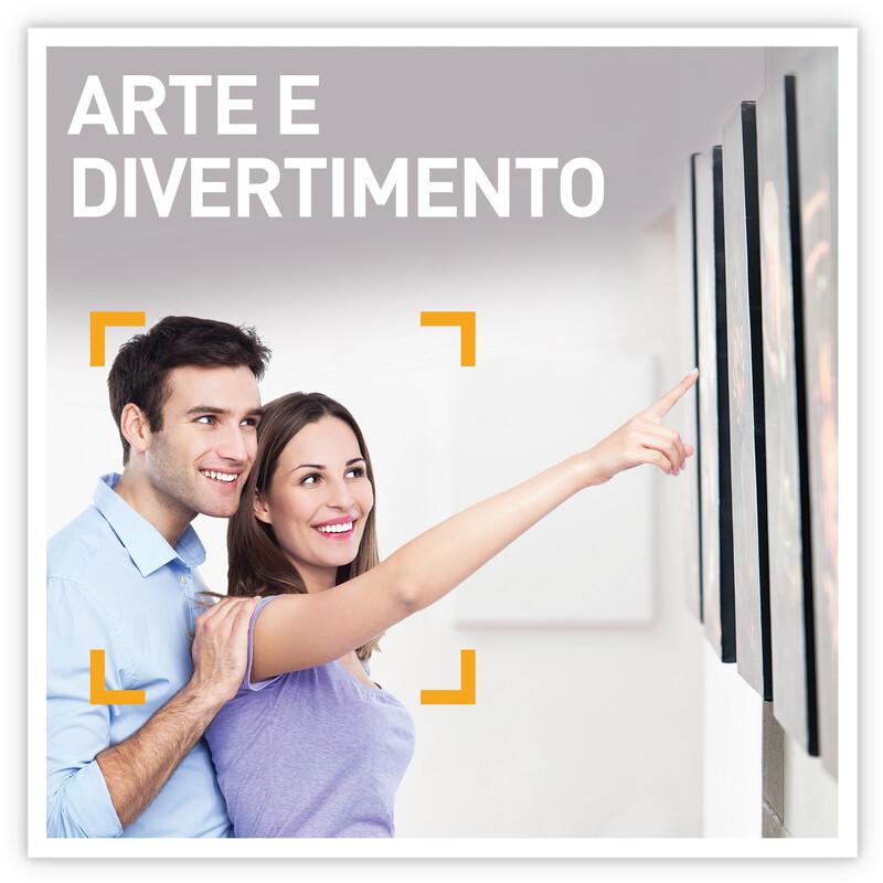 Arte e divertimento