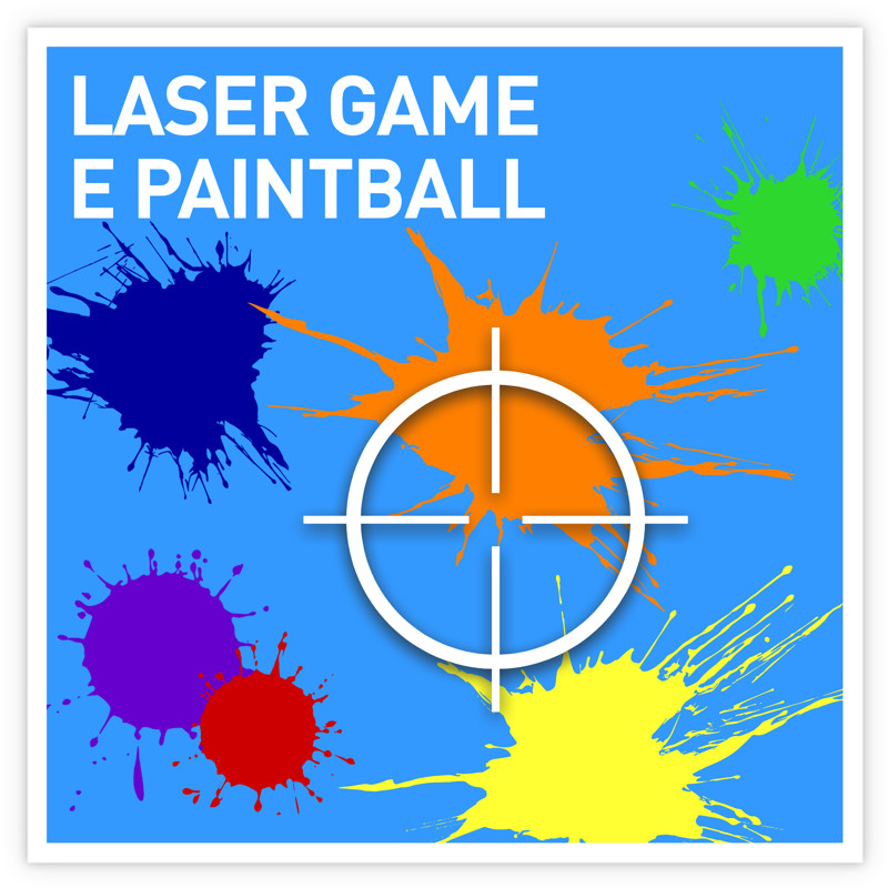 Laser game e paintball