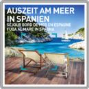 Séjour bord de mer en Espagne