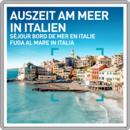 Séjour bord de mer en Italie