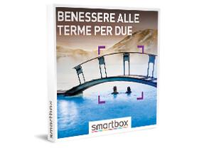 Cofanetto regalo - Benessere alle terme per due - Smartbox