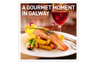 Gastro Experience Gifts   A Gourmet Moment in Galway   Smartbox E-Voucher