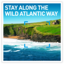 Stay along the Wild Atlantic Way