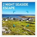 2 Night Seaside Escape