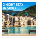 3 Night Stay in Sicily