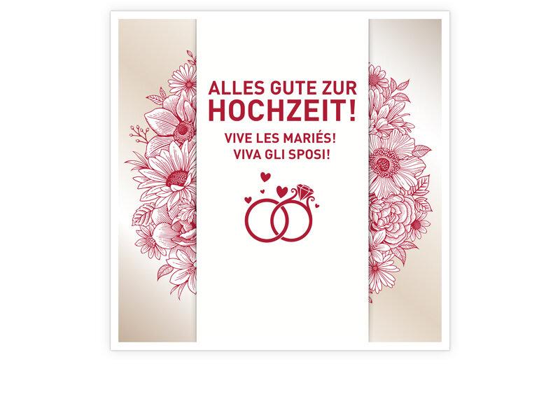 Geschenkbox - Alles Gute zur Hochzeit! - Smartbox