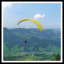 Paragliding über die Biosphäre Entlebuch