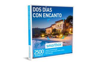 83815887a64b9 Caja regalo Dos días con encanto - Smartbox