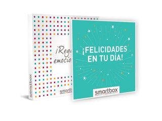 Caja Regalo Felicidades En Tu Dia Smartbox