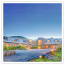 4-star gourmet stay for 2 at Delphi Resort and Spa