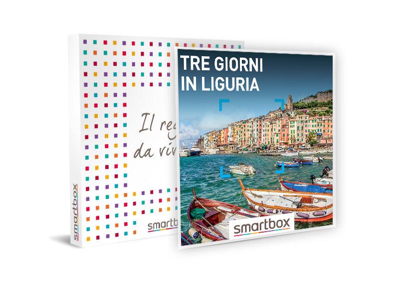 Cofanetto regalo - Tre giorni in Liguria - Smartbox