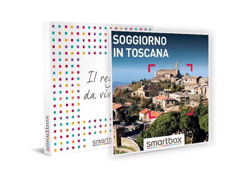Cofanetto regalo soggiorno in toscana smartbox for Regalo soggiorno