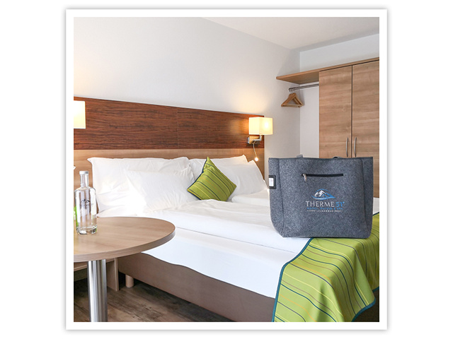 Therme 51° - Hotel, Physio & Spa - Canton Vallese - Smartbox