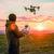 Pilotage de drone