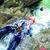 Descente en canyoning