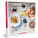 Lyxbrunch i Stockholm